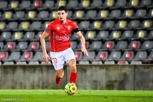 En 32 matchs de Ligue 1 cette saison, Zinédine Ferhat a inscrit 6 buts et délivré 10 passes décisives