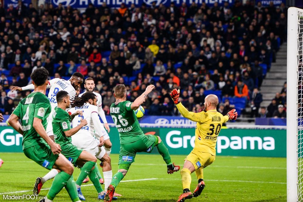 Le calendrier complet de l'AS Saint-Etienne pour la saison 2020-2021 de Ligue 1.