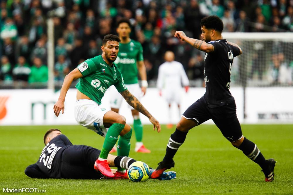 L'AS Saint-Etienne s'est imposée face aux Girondins de Bordeaux (4-2), ce samedi après-midi en amical.