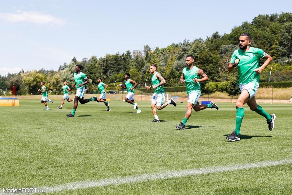 L'ASSE affrontera le Hertha Berlin vendredi à 19h00.