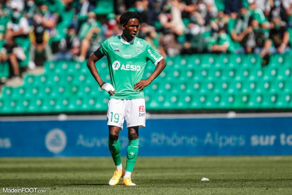 Ivan Neyou appartient désormais à l'AS Saint-Etienne