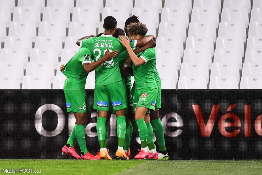 L'AS Saint-Etienne s'est imposée sur la pelouse de l'Olympique de Marseille (0-2), ce jeudi soir en Ligue 1.
