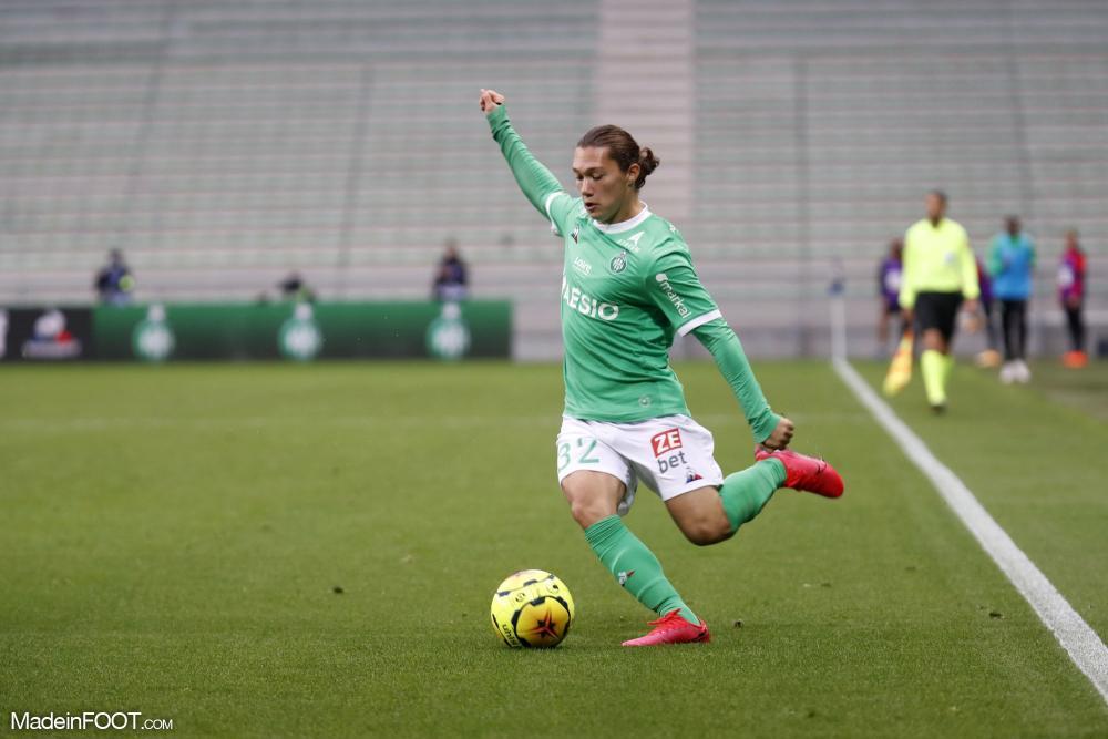 L'AS Saint-Etienne a dominé le Grenoble Foot 38 (3-2), ce vendredi après-midi en amical.