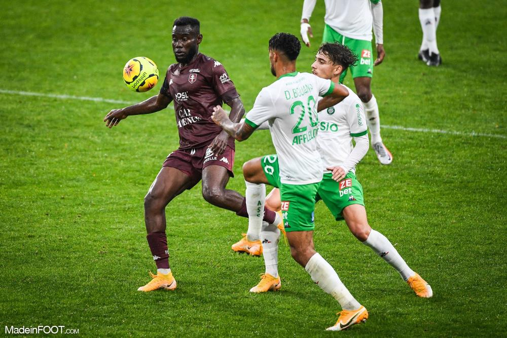L'AS Saint-Etienne s'est inclinée sur la pelouse du FC Metz (2-0), ce dimanche après-midi en Ligue 1.