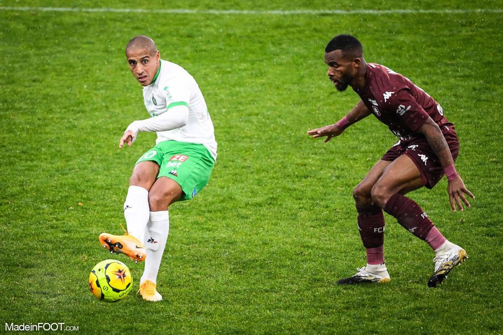 L'album photo du match entre le FC Metz et l'AS Saint-Etienne.