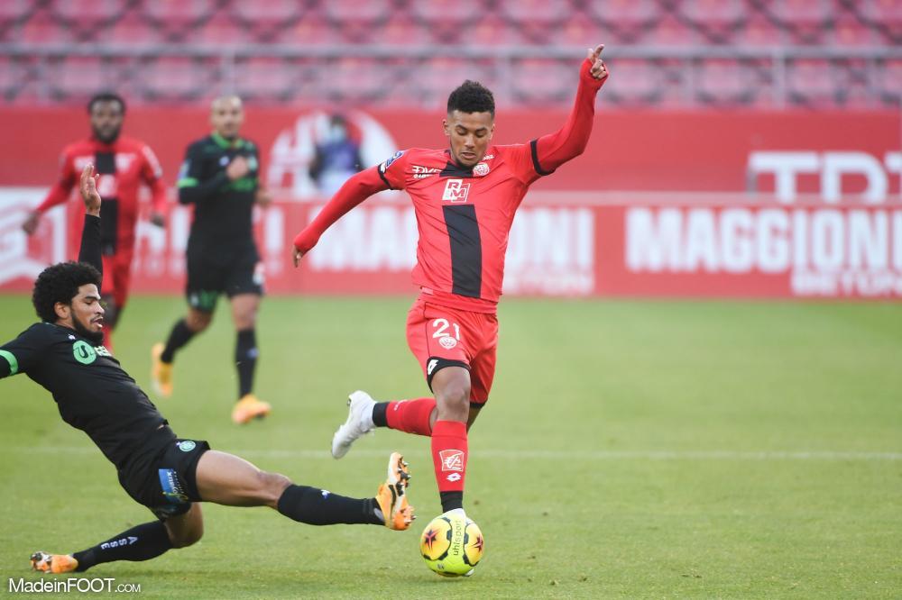 L'AS Saint-Etienne a été tenue en échec par le Dijon FCO (0-0), ce dimanche après-midi en Ligue 1.