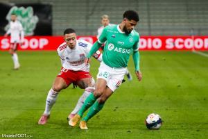 L'album photo du match entre l'AS Saint-Etienne et l'Olympique Lyonnais.
