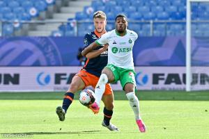 L'album photo du match entre le Montpellier HSC et l'AS Saint-Etienne.