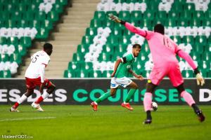 L'album photo du match entre l'AS Saint-Etienne et le Dijon FCO.