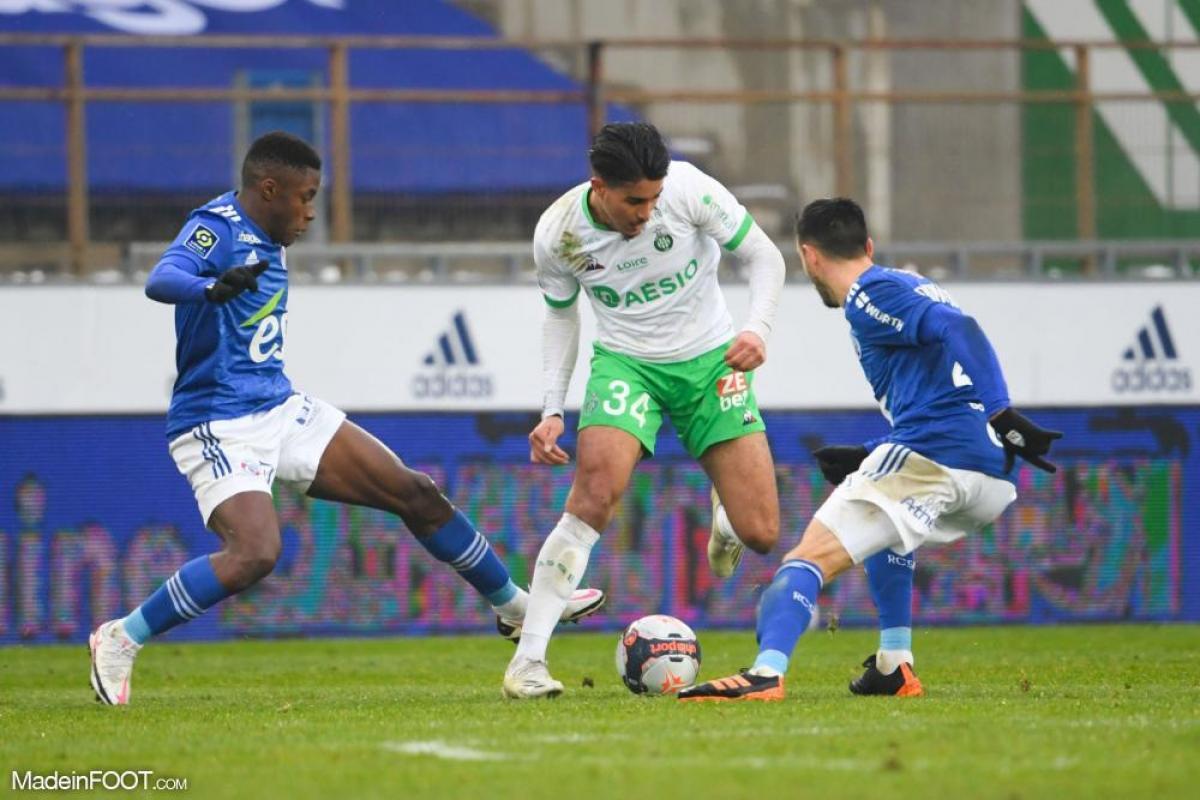Moueffek prolonge avec Saint-Etienne