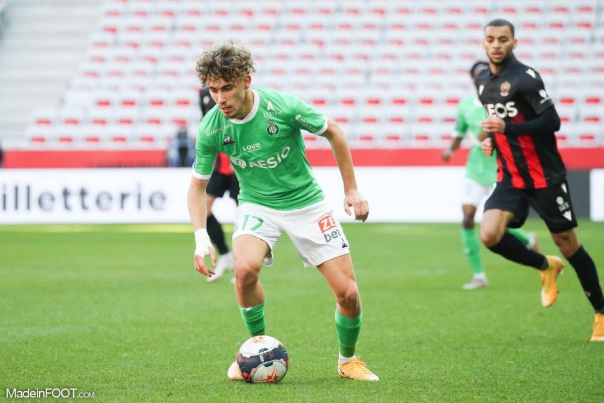 L'AS Saint-Etienne et l'OGC Nice ne s'affronteront finalement pas.