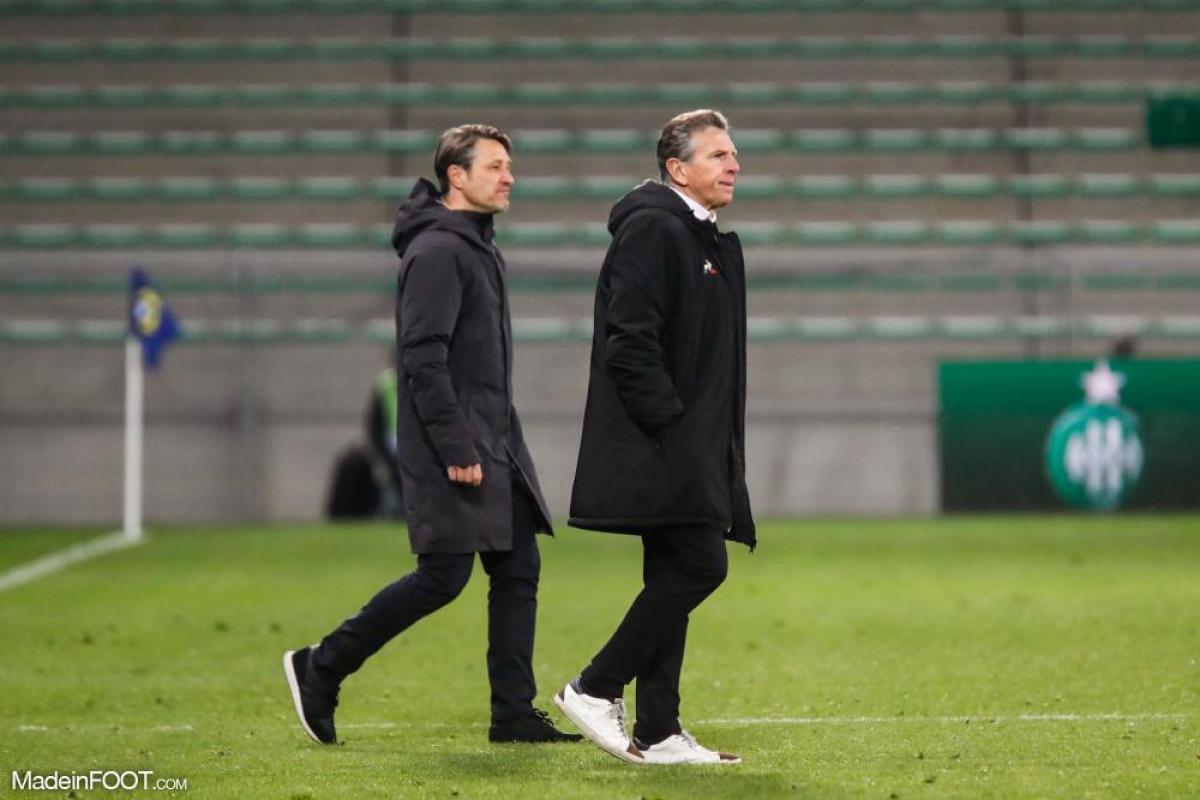 Puel avec Kovac