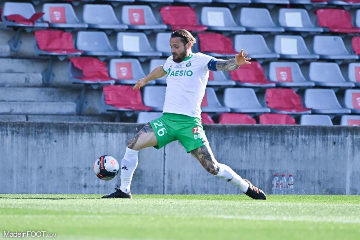 Face au MHSC, Mathieu Debuchy a marqué son deuxième but de la saison