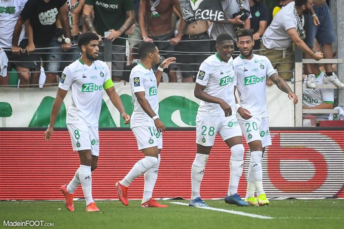 L'AS Saint-Etienne a le dixième effectif le plus cher de France selon le CIES.