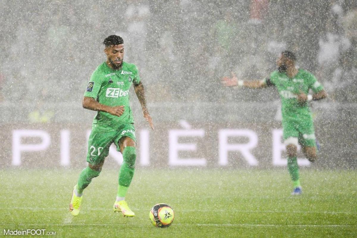 Les Girondins ont dominé l'AS Saint-Étienne dans des conditions dantesques
