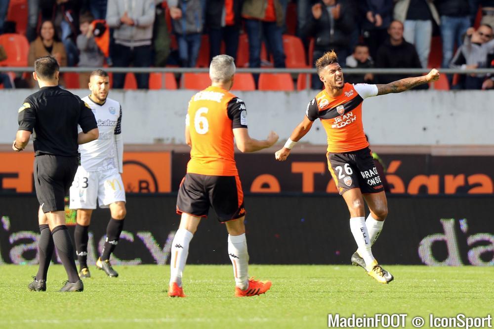 Denis Bouanga continue de faire sensation en Ligue 2.