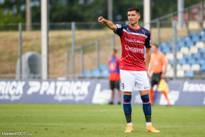 Adrian Grbic va quitter le Clermont Foot (Ligue 2) pour prendre la direction du Stade Brestois 29.