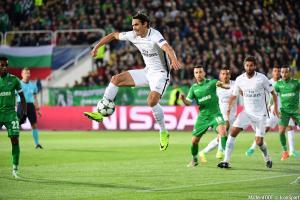 Ludogorets était dans le groupe du PSG en Ligue des Champions