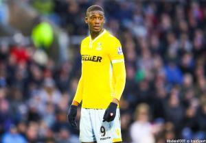 Prêté par Arsenal à Crystal Palace de Janvier à Mai 2015, Yaya Sanogo pourrait se relancer à l'ASSE