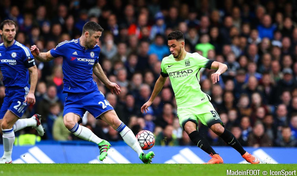 David Faupala a fêté sa première apparition en pro sur la pelouse de Chelsea, fin février.