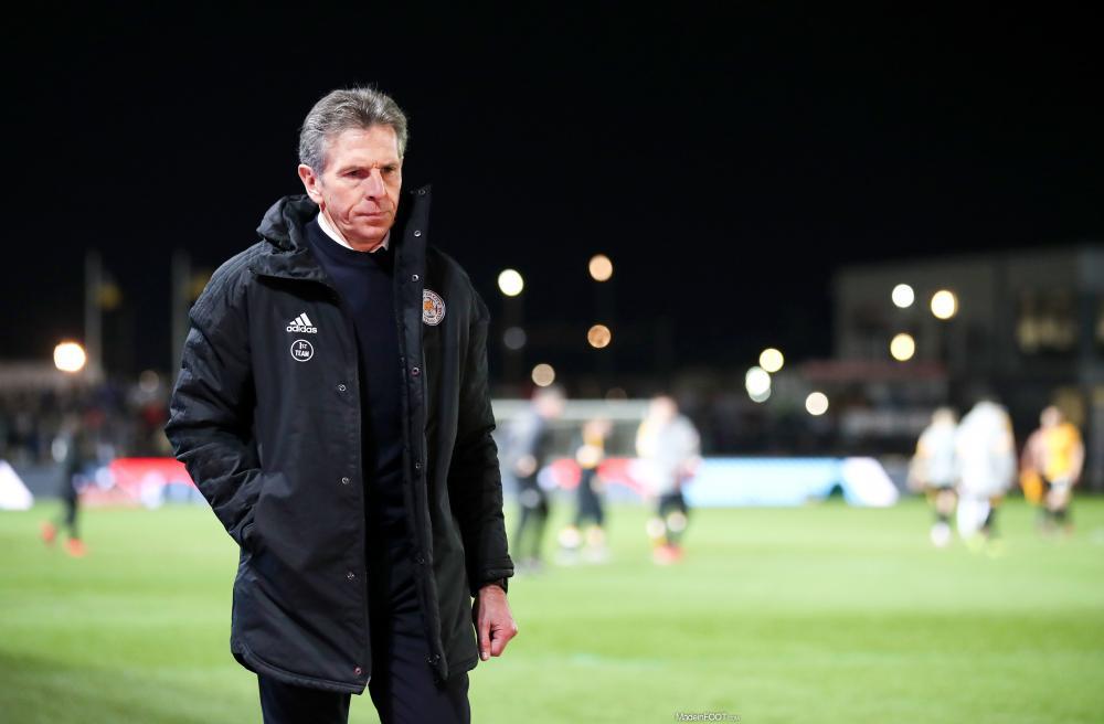 Claude Puel, le nouvel entraîneur de l'AS Saint-Etienne.