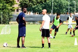 Mario Balotelli, ici sous les couleurs de Brescia.